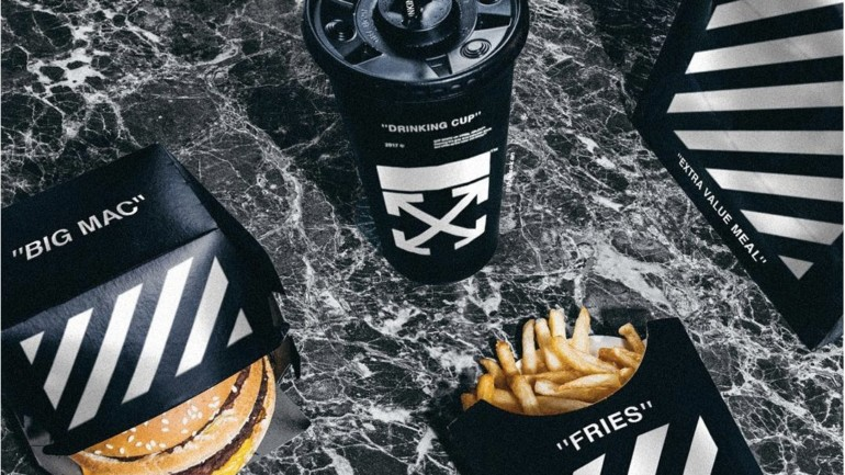 Off-White™ & McDonald's dissenyen el packaging amb més 'hype' del moment