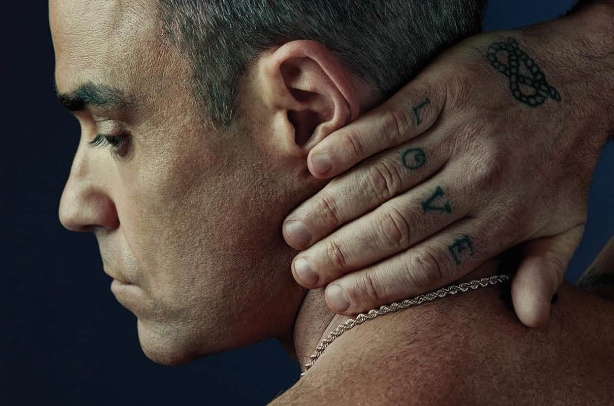 Robbie Williams confirma que té problemes de salut mental