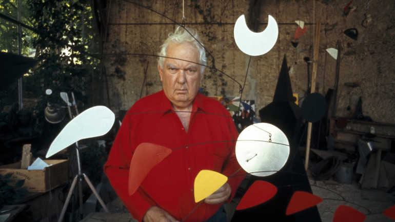Les desconcertants geometries de Calder